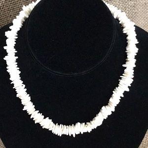 Vintage Puka Shell Necklace
